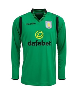 [해외][Order] 14-15 Aston Villa Home GK - KIDS