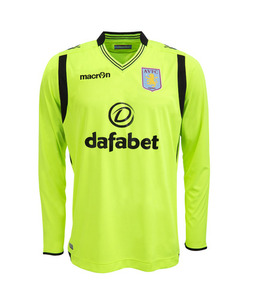 [해외][Order] 14-15 Aston Villa Away GK - KIDS