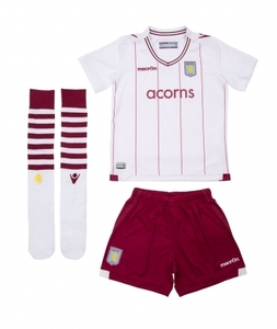 [해외][Order] 14-15 Aston Villa Little Boys Away - MINI KIT