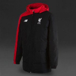 [해외][Order] 15-16 Liverpool(LFC) Training Stadium Jacket - Black