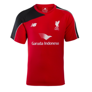 [해외][Order] 15-16 Liverpool(LFC) Training Jersey - High Risk Red