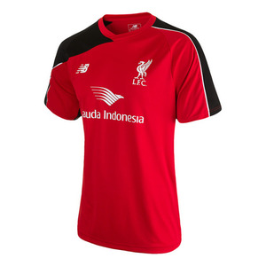 [해외][Order] 15-16 Liverpool(LFC) Training Jersey (High Risk Red) - KIDS