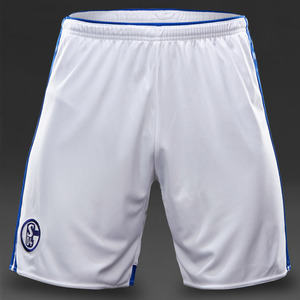 [해외][Order] 15-16 Schalke 04 Home Shorts