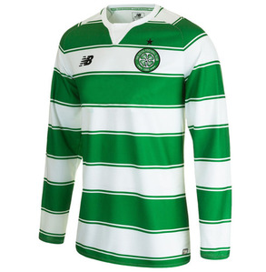 [해외][Order] 15-16 Celtic Boys Home L/S - KIDS
