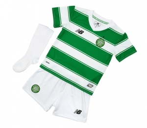 [해외][Order] 15-16 Celtic Home - BABY KIT