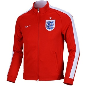 [Order] 14-15 England N98 Authentic Track Jacket - Red/White
