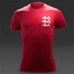 [Order] 14-15 England Covert Tee - Red