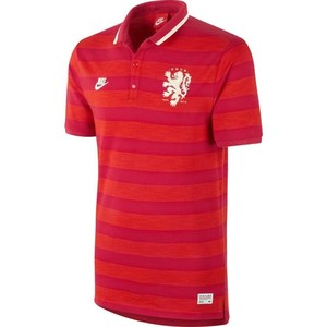 [Order] 14-15 Netherlands (Holland/KNVB) Covert Polo Shirt - Red