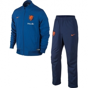 [Order] 14-15 Netherlands (Holland/KNVB)  Woven Tracksuit - Blue