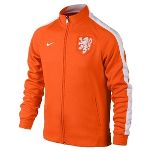 [Order] 14-15 Netherlands (Holland/KNVB) Authentic N98 Jacket - Orange
