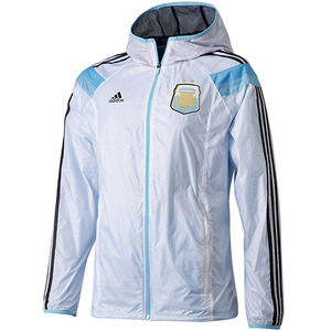 [Order] 14-15 Argentina(AFA) Anthem Track Top - White