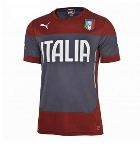 [Order] 14-15 Italy (FIGC) Training Shirt - Red