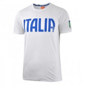 [Order] 14-15 Italy (FIGC) Graphic T-Shirt (White) - KIDS