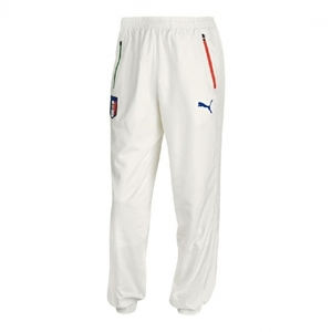 [Order] 14-15 Italy (FIGC) Leisure Pants (White) - KIDS