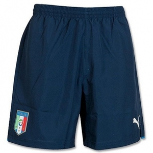 [Order] 14-15 Italy (FIGC) Leisure Shorts - Navy