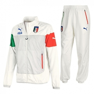 [Order] 14-15 Leisure Tracksuit (White) - KIDS