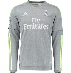 [해외][Order] 15-16 Real Madrid (RCM) Away L/S