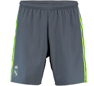 [해외][Order] 15-16 Real Madrid (RCM) Away Shorts - KIDS