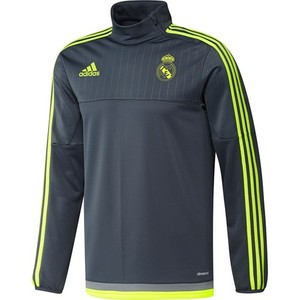 [해외][Order] 15-16 Real Madrid Training Top - Grey