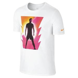 [해외][Order] 15-16 Ronaldo CR7 Nike Hero Image Shirt - White