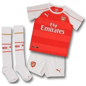 [해외][Order] 15-16 Arsenal Home - MINI KIT