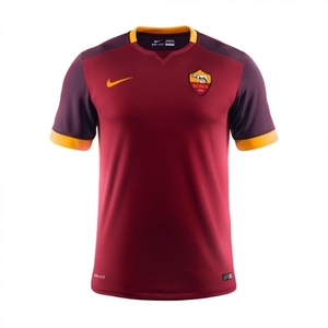 [해외][Order] 15-16 AS Roma Home - AUTHENTIC