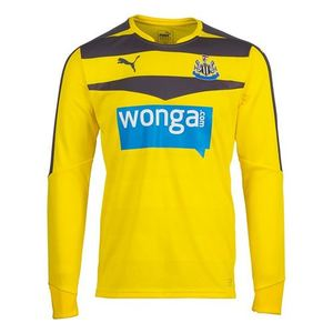 [해외][Order] 15-16 Newcastle Home GK L/S - KIDS