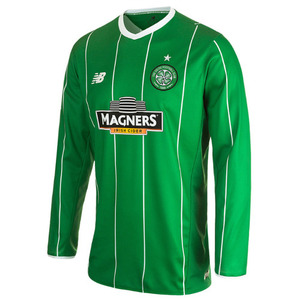[해외][Order] 15-16 Celtic Away L/S - KIDS