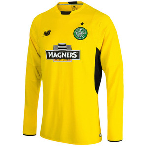 [해외][Order] 15-16 Celtic Home GK L/S - KIDS