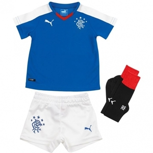 [해외][Order] 15-16 Rangers Home - MINI KIT