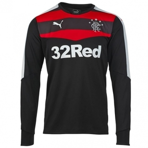 [해외][Order] 15-16 Rangers Away GK L/S - KIDS