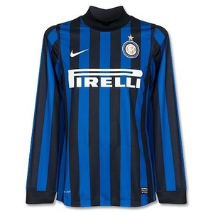 [Order] 11-12 Inter Milan Authentic Home L/S - Authentic