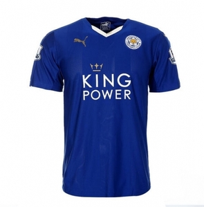 [해외][Order] 15-16 Leicester City Home - KIDS