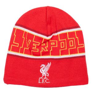 [해외][Order] 15-16 Liverpool(LFC) Kop Fleece Beanie - High Risk Red