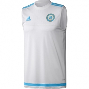[해외][Order] 14-15 Marseille Sleeveless Shirt - White