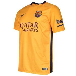 [해외][Order] 15-16 FC Barcelona Away - AUTHENTIC
