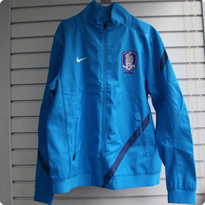 12-13 Korea Player Issue Jacket (SKY Blue) - AUTHENTIC
