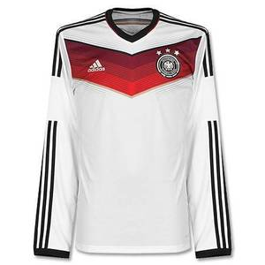 [해외][Order] 13-14 Germany (DFB) Home L/S