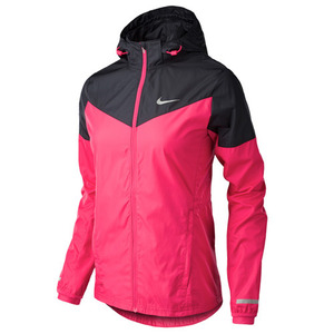 AS VAPOR JACKET - Hot Pink/Black