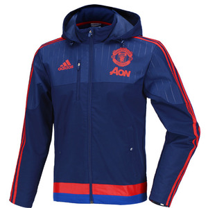 15-16 Manchester United Travel Jacket