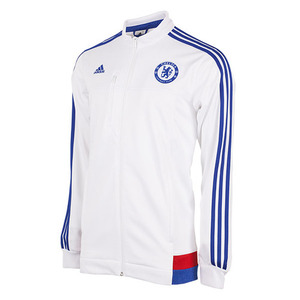 [해외][Order] 15-16 Chelsea(CFC) Anthem Jacket - White
