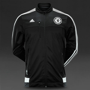 [해외][Order] 15-16 Chelsea(CFC) Anthem Jacket - Black