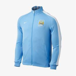 15-16 Manchester City (MCFC) N98 Authentic Track Jacket