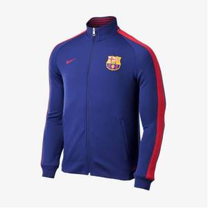 15-16 Barcelona Authentic N98 Track Jacket