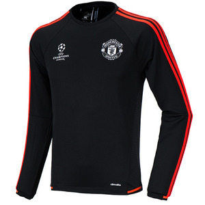 15-16 Manchester United UCL(UEFA Champions League/EU)Training Top