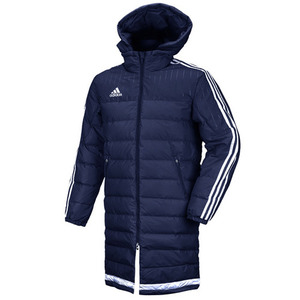 Tiro 15 Long Down Jacket - Navy
