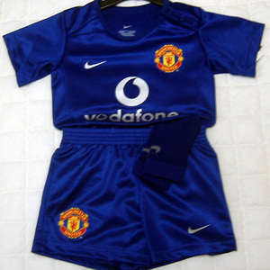 02-03 Manchester United 3rd Infant Kit