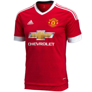 15-16 Manchester United Boys UCL(UEFA Champions League) Home - KIDS