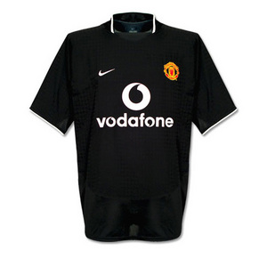 03-05 Manchester United Away Boys