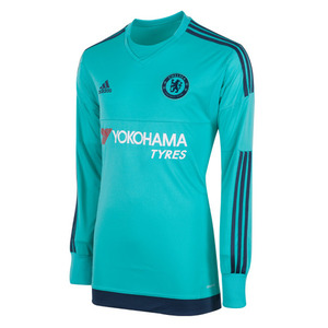 [해외][Order] 15-16 Chelsea (CFC) Boys GK Home - KIDS